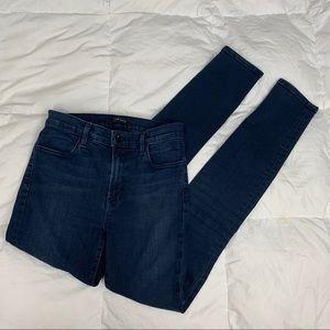 J Brand Maria High Rise Jeans Impression Size 27